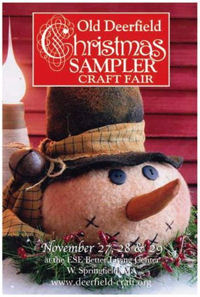 John williams shows for Old deerfield craft fair